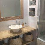 Résultat final rénovation salle de bain