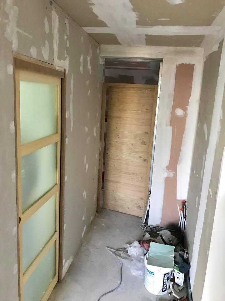 infinity construction chantier cap d 39 ail janvier 2017 pendant 1 infinity construction. Black Bedroom Furniture Sets. Home Design Ideas