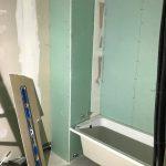 Rénovation salle de bain d'un appartement à Cap d'Ail